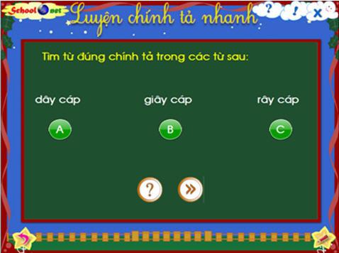 download chuong trinh kiem tra chinh ta